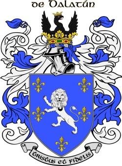 DALTON family crest