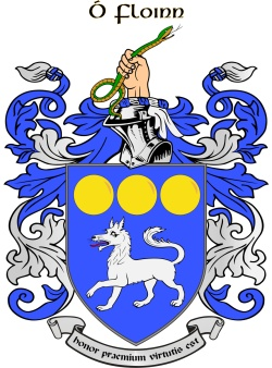 FLYNN family crest