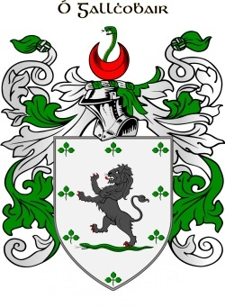 GALLAHER family crest