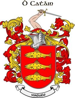 KANN family crest