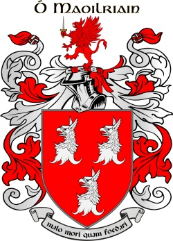 MULRENAN family crest