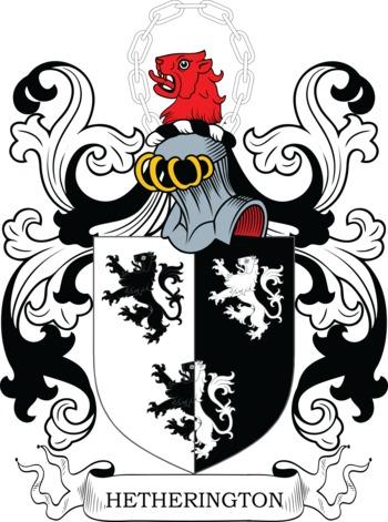 HETHERINGTON family crest