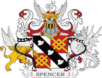 SPENCER family crest