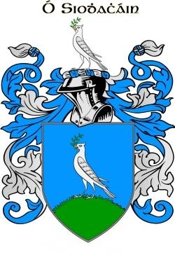 SHEAHAN family crest