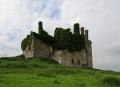 Norman de Berminghams castle  built on site of ancient O Ciardha rath at Carbury Kildare